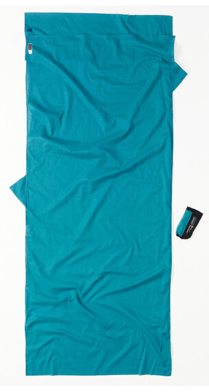 Cocoon Insect Shield TravelSheet - Sac de couchage - Egyptian Cotton bleu